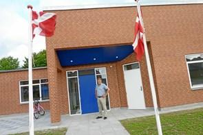Åbent hus på produktionsskole i Hobro