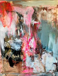 Aarhus-kunstner udstiller malerier i Vognporten
