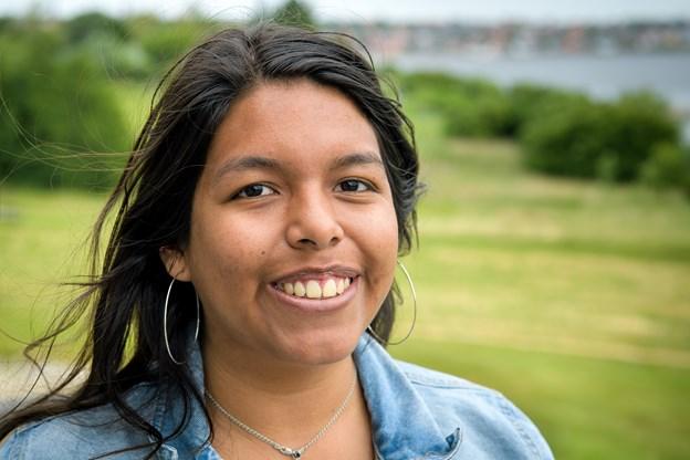 Jeg vil gerne komme tilbage til Danmark, siger peruvianske Lucia Garcia,