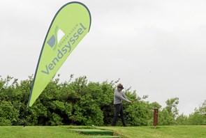 Golfklub slår et slag for diabetesforeningen