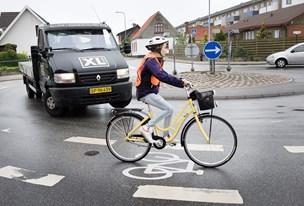 Frederikshavn bedst i Nordjylland til trafik
