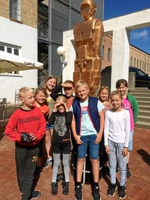 Gå i billedskole i Hjørring i ferien