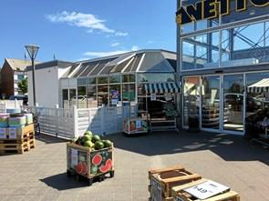 Ny restaurant i Hånbækcentret