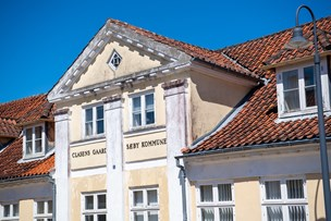 Kommunal bygning forfalder: Berømt hus er Sæbys skamplet