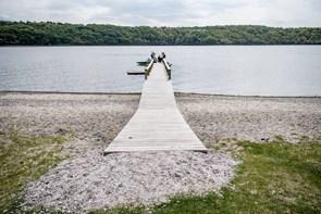 Badevandet ved Bramslev forurenet: - Det er meget mystisk