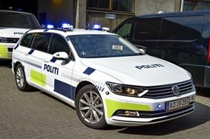 Mand amok på privat adresse i Rørbæk