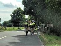Mariagerfjord Cykler nærmer sig Berlin