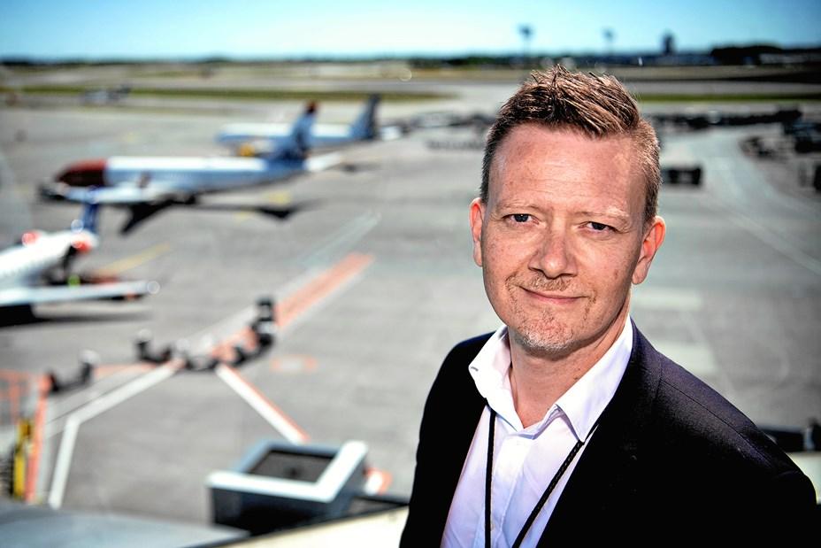 Landets første fly-professor