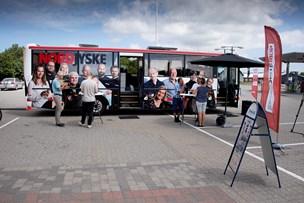 Besøg NORDJYSKE Bussen i Blokhus