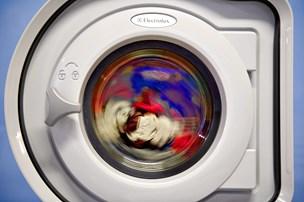 Tørretumbler satte ild til møntvaskeri