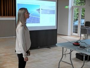 Solprojekt lempes efter kritik