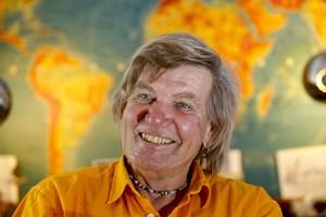 Naturhistorisk Museum og Museet for Søfart har fået million-donation til udstilling om Troels Kløvedals liv.
