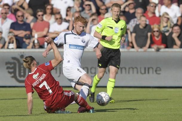 Vendsyssel FF henter midtbanemand permanent