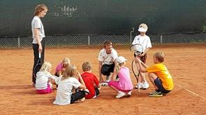 Sommer-tennisskole