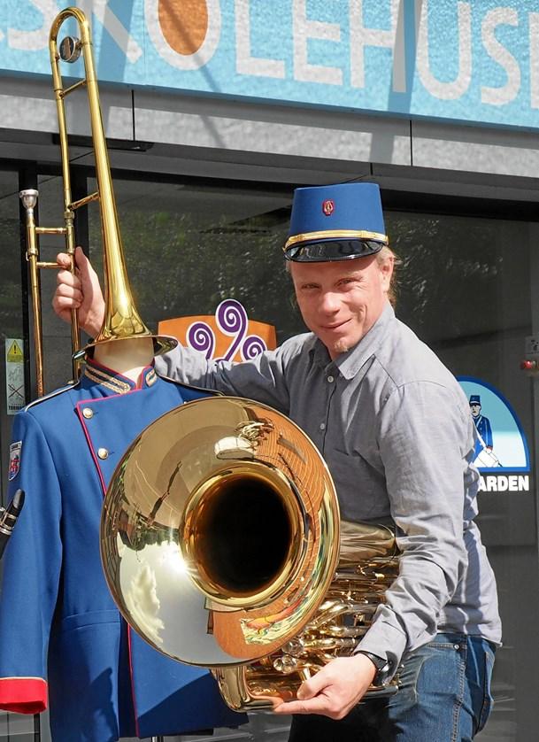 Musikken trives på Arden Skole: Drømmer om skoleorkester