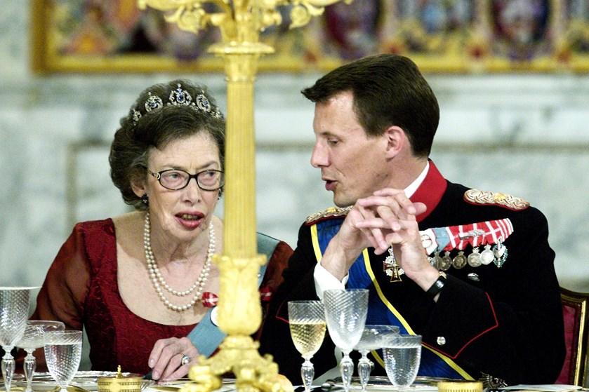 Tirsdag aften sov prinsesse Elisabeth stille ind efter længere tids sygdom. Hun var nummer 12 i tronfølgen.