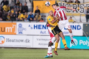 Abildgaard i AaB til 2022