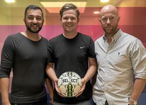 Hjørringdreng i spidsen for nyt fodboldprogram