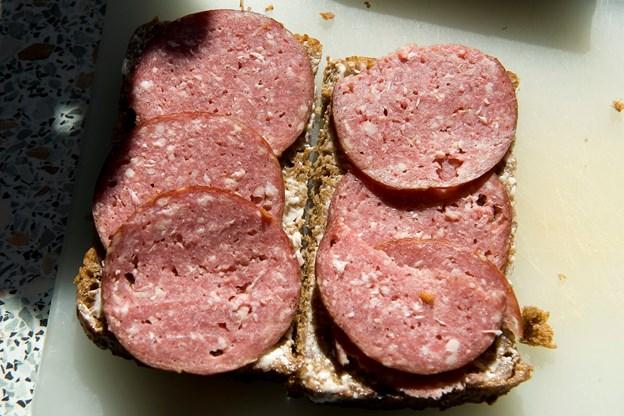 Advarsel: Listeria i løgpølse fra Slagter Munch