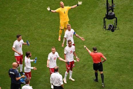 Drømmestart var ikke nok for Danmark