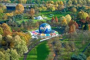 Ny attraktion: Verdens største globus kommer til Nordjylland