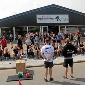 Teamspirit ved Summer Challenge