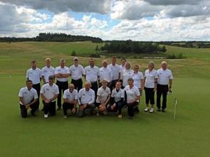 Volstrups golfspillere i nye klæder