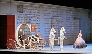Massenets opera om Askepot i BASbio