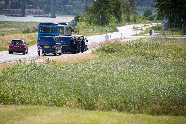 Eftersøgning ved sø: Mand anholdt for voldtægt af ni-årig