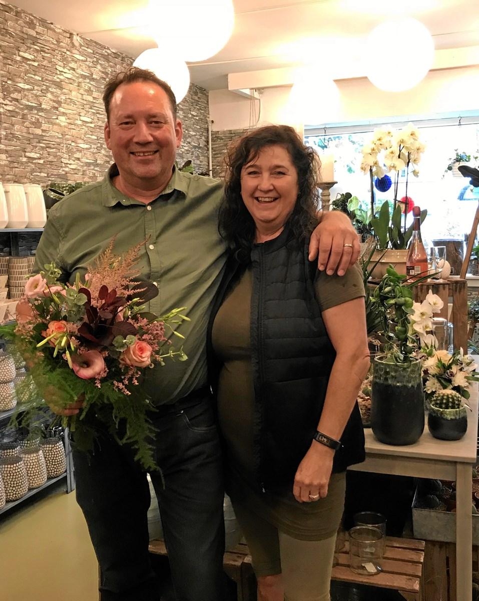 Blomsterkunstner gæster Aalborg: Lær at lave den vildeste buket