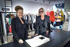 Grethe Grundahl giver butikken videre