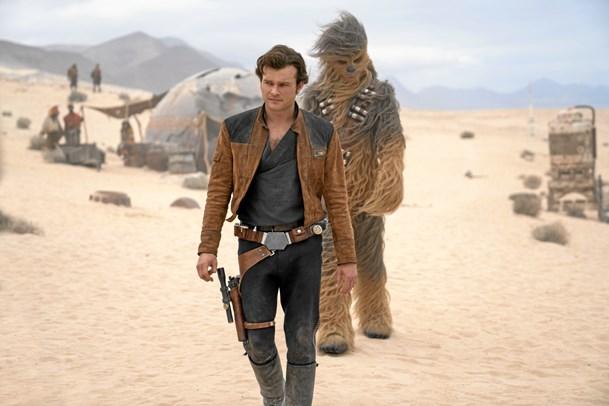 Den nye Star Wars i BASbio