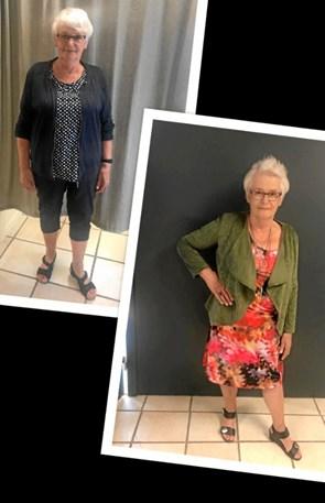 71-årige Lis fik en make-over: - En super skøn oplevelse