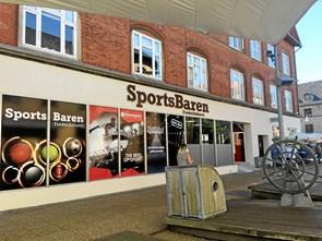 Byens sportsbar åbnet