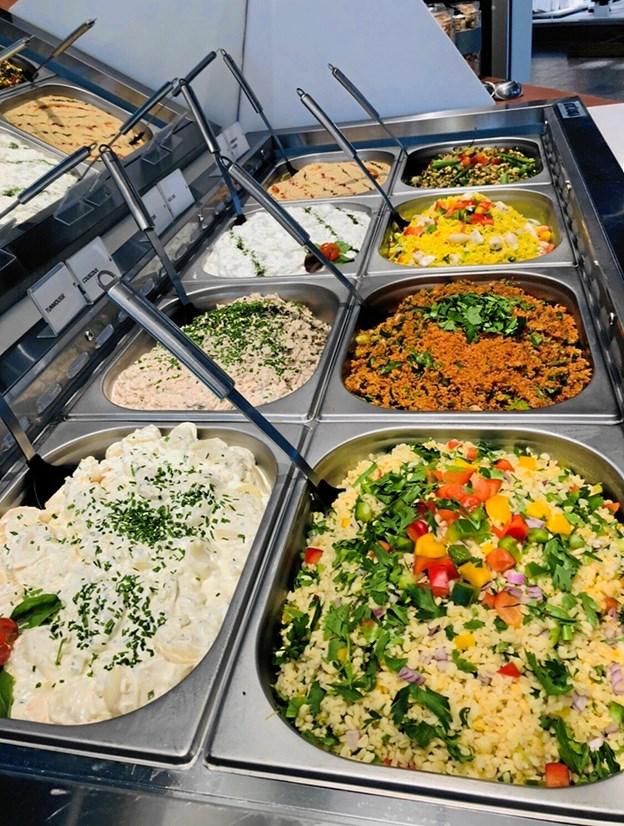 D'let - Det Grønne Køkken og Thai Take Away har i forvejen stor succes med deres koncept i bl.a. Kolding Storcenter, Hovedbanens Shoppingcenter og Bruuns Galleri.PR-foto
