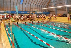 Svømmehallen i Hobro holder sommerpause