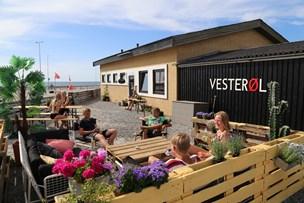Ekstraordinært på VesterØL: Det er sjældent, at man får så god mad og vin til den pris