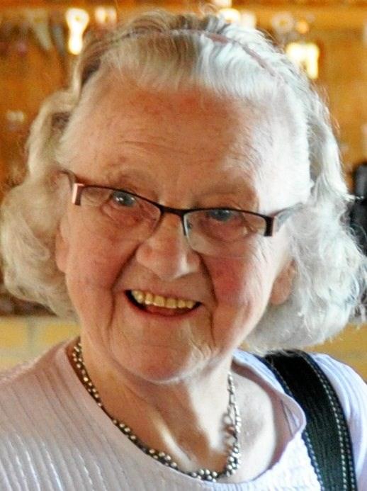Inger rundede de 94 år i fin form