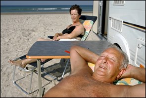 Læge: Husk at lave ingenting i ferien