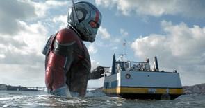 Biografen i Hobro viser ny Marvel-film: Ant Man er tilbage