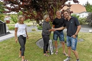 Holmbo vandt gavekort på 40.000 kr.