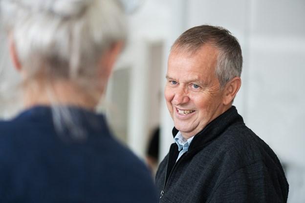 """Valsgård er på mange måder en lidt enestående skole.  Her er der rart at være. Der er """"et eller andet""""! Jeg kan mærke, at pædagoger og lærere vil hinanden, g at de vil os som ledelse, siger den afholdte skoleleder Niels Lynggaard Pedersen, der havde sidste skoledag forleden."""