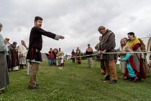 Hobros vikinger har travlt: sommeren er fyldt med aktiviteter