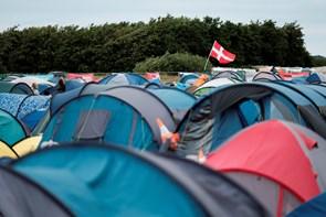 Festival presser vandforsyning