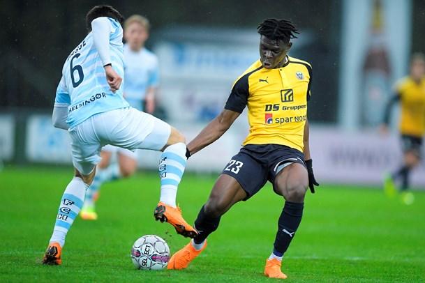 Hobro-reserver tabte til FC Midtjylland
