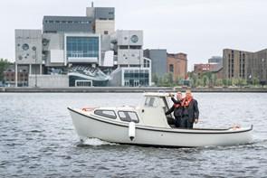 Ny havnebus: I fremtiden kan du sejle til lufthavnen