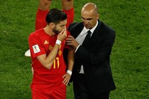 Stolt belgisk træner: Spillerne gav alt