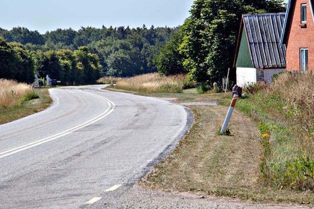 Her på Understedvej køres der stærkt, og politiet har det seneste stykke tid haft fotovogne i området.