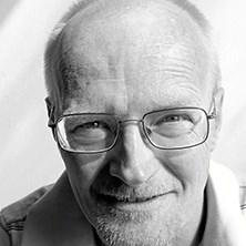 """Ove Hesselbjerg Rasmussen vil læse """"At koge bjørn""""."""