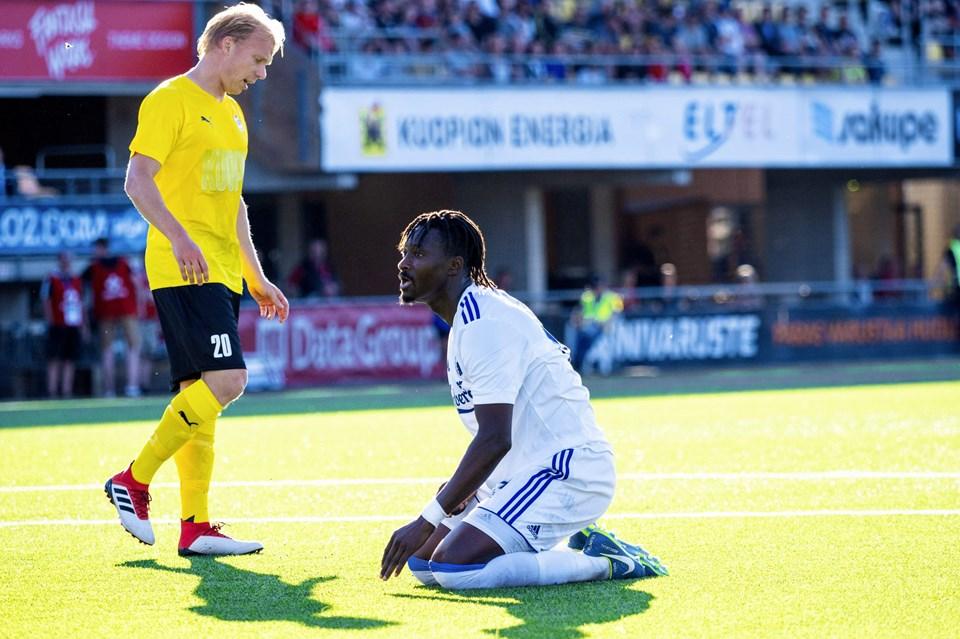 FODBOLD: FC København indledte torsdag den lange vej mod gruppespillet i Europa League, da københavnerne var en tur i Finland.